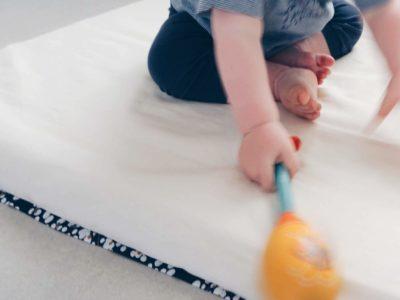 Matelas d'activités bébé
