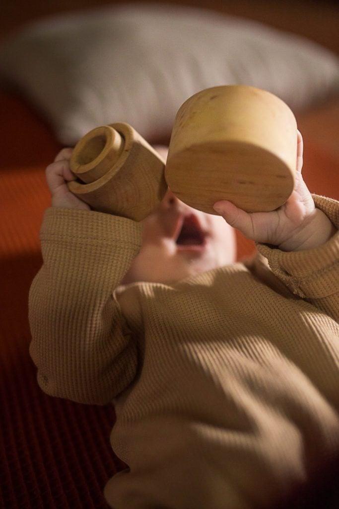 tapis de sol bébé mousse oeko tex